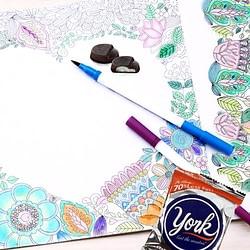 Inking Illustration