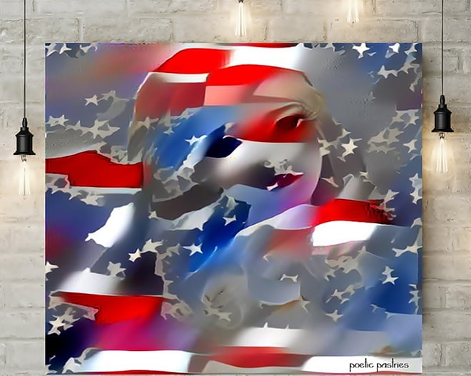 Patriotic Canvas Art
