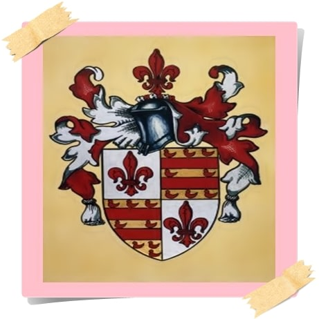 Historical Records Family Coat of Arms for the Dutch Descendants