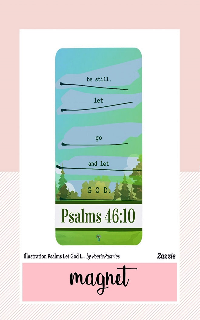 Faith Home Decor - Magnet Collection