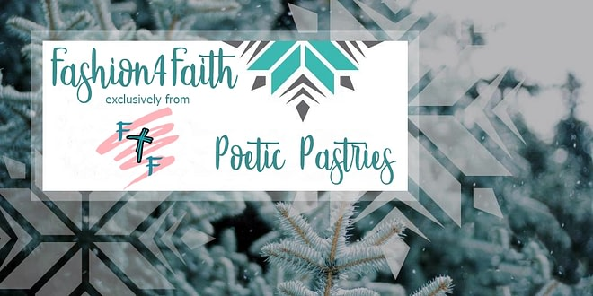Tweet for Winter Christmas Shopping at the Online Studio for Fashion4Faith