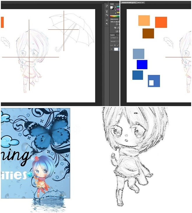 Progression of Art Design