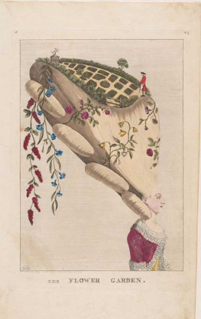 Marie Antoinette Historical Cartoon