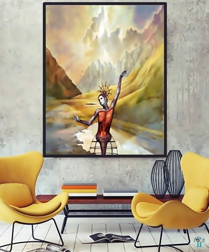 Art on Canvas Oil Painting Review