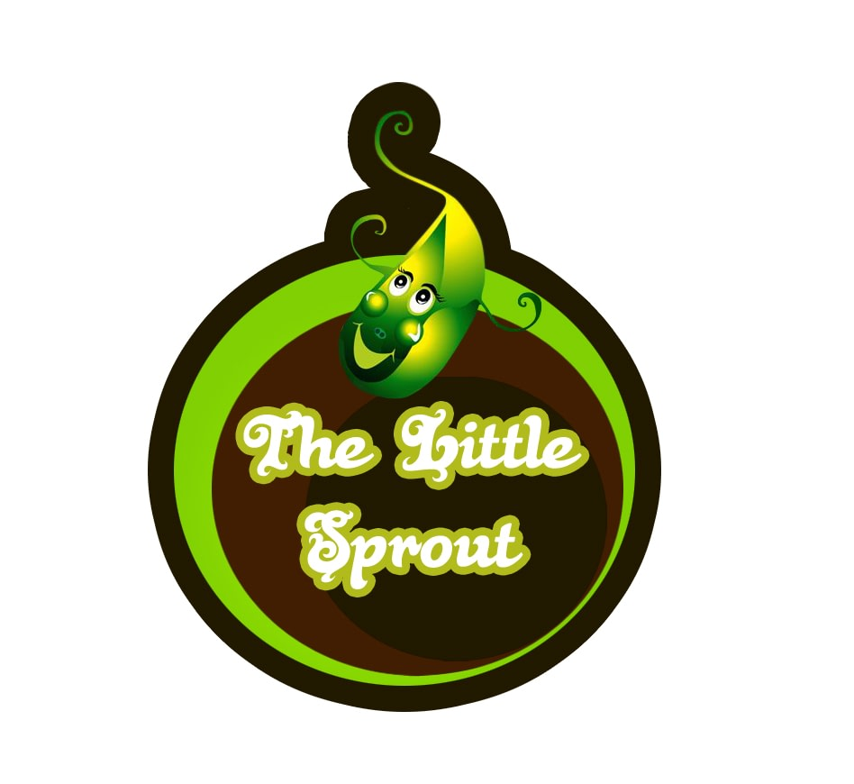 Litttle Sprout Logo by Poetic Pastries